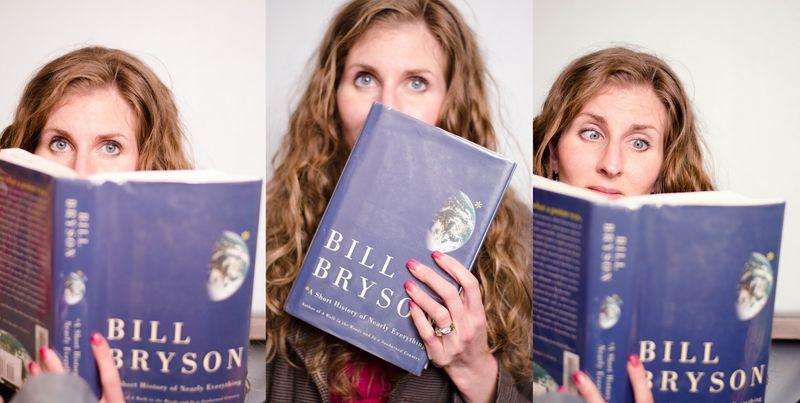 Bill Bryson Review Pics